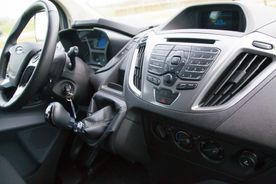 Ford Tourneo Custom 125 pk Verlengd dashboard